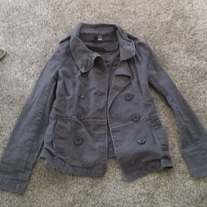 Adorable military style jacket